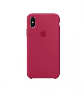 İphone X-XS Arka Kılıf (Rose Red)