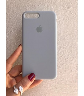İphone 7/8 Plus Silicon Arka Kılıf (KüllüGri)