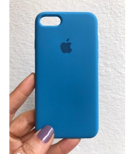 İphone 7/8 Silicon Arka Kılıf (R.Blue)