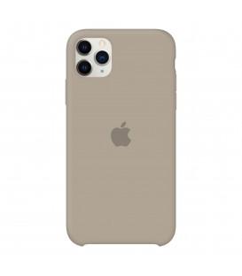 Iphone 11 Pro Sİlikon Arka Kılıf ( K.Gri )